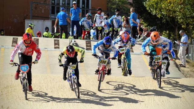El circuito municipal de BMX de Talavera acogió la VII Liga Interclubs BMX Race