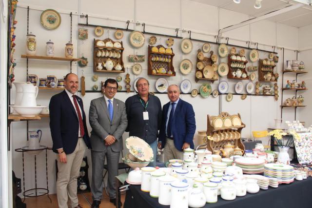 Siete nuevos carnés y un título de empresa artesana en la provincia de Toledo