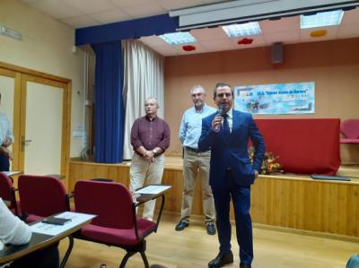 'Jornada de Difusión Erasmus Days 2019' en el IES 'Gabriel Alonso Herrera' de Talavera