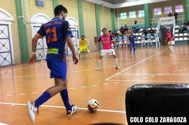 El Soliss FS Talavera cae goleado en la pista del Colo Colo
