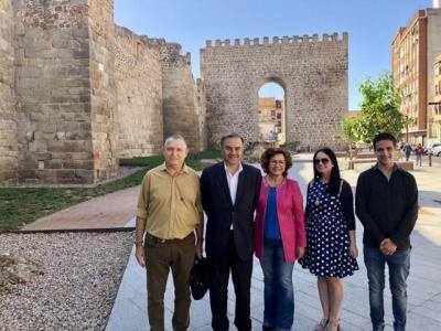 """Riolobos y Gregorio destacan que las medidas de Casado para cultura y el turismo buscan """"la generación de empleo"""""""