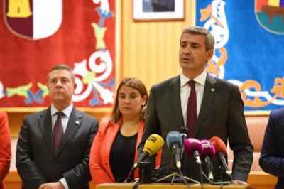 Álvaro Gutiérrez destaca el compromiso local, provincial y regional por impulsar Talavera