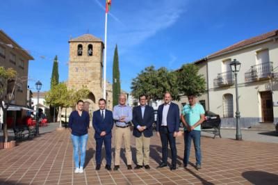 La Junta expresa su compromiso con la escuela rural