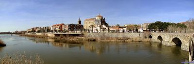 Los arquitectos de CLM 'repiensan' Talavera: patrimonio, río y 'smart city'