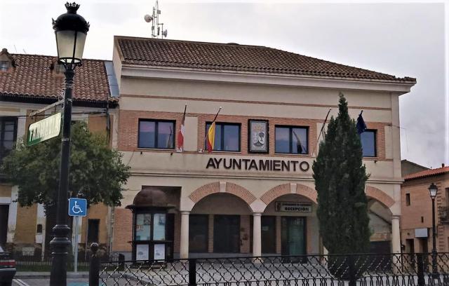 Ayuntamiento de Carranque (Toledo)