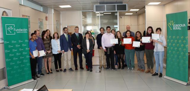 Fundación Eurocaja Rural y Plena Inclusión CLM estrenan el taller 'Economía para todos'