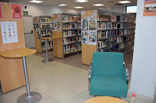 La envidiable salud de los clubes de lectura y bibliotecas de Talavera