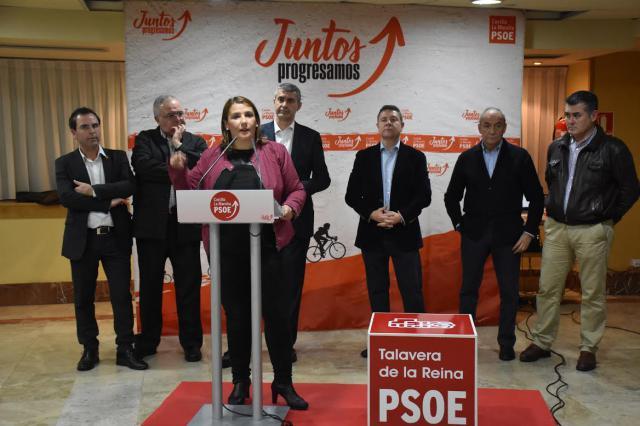 """Page: 'Vamos a apostar a muerte para que Agustina García sea alcaldesa de Talavera"""""""