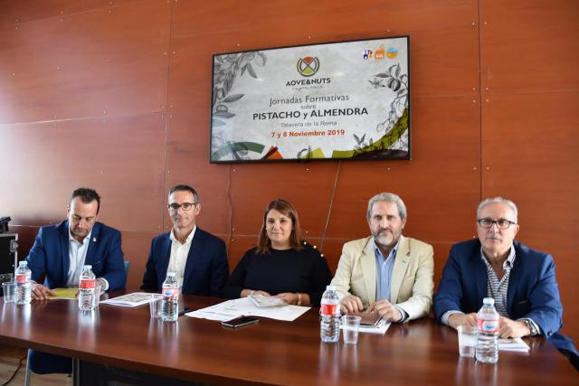 Primeras Jornadas sobre Pistacho y Almendra que buscan convertirse en referente mundial