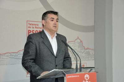 """El PSOE Talavera denuncia el silencio del PP en el 'caso Porras': """"Ha estado protegido por su partido"""""""