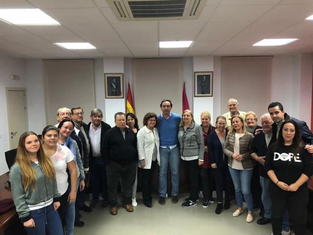 """Riolobos: """"Con Pablo Casado nuestros municipios tendrán más oportunidades de desarrollo y empleo"""""""