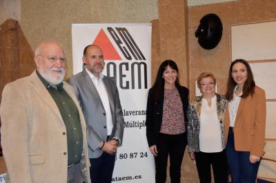 I Jornada Formación de Voluntariado ATAEM en Talavera