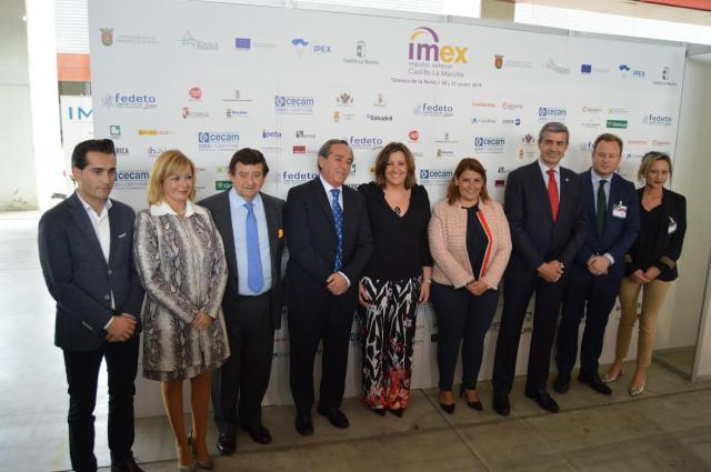 La Feria IMEX en CLM arranca en Talavera con cerca de 700 participantes y representantes de más de 35 países