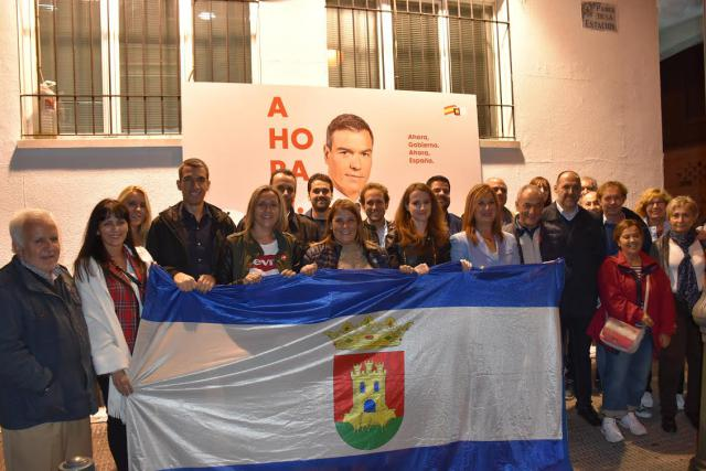El PSOE Talavera inicia la campaña electoral con el objetivo de