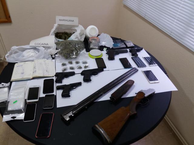 Nuevo golpe al narcotráfico en la provincia de Toledo