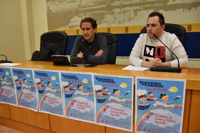 Los escolares de Talavera aprenderán a narrar cuentos y relatos