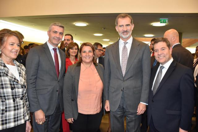 García Élez pone en valor el trabajo diario de las Fuerzas y Cuerpos de Seguridad del Estado