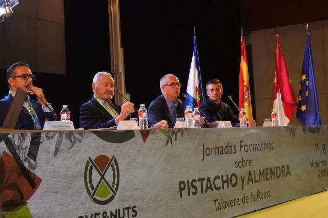 Presentan en Talavera la marca 'Magno Pistachio'