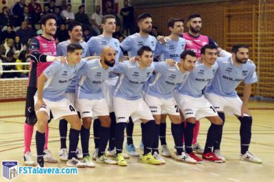 El Soliss FS Talavera busca en Bilbao su billete para la siguiente ronda de la Copa del Rey