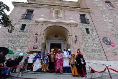 Todo preparado para la Cabalgata de Reyes Magos en Illescas (recorrido)