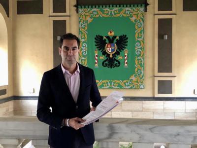 Cs pide a la Diputación que aclare la confusión respecto al escudo oficial de la provincia de Toledo