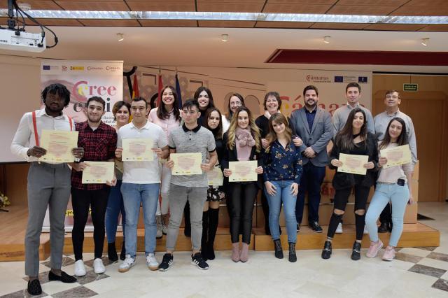 Cinco jóvenes talaveranos encuentran trabajo gracias al curso de 'teleconcertación'