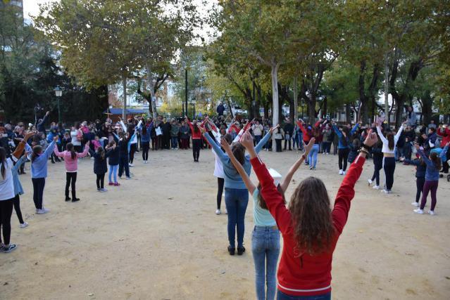 Talavera conmemora el Día Mundial de la Diabetes
