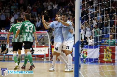 Ya hay fecha para el partido del Soliss FS Talavera en la Copa del Rey