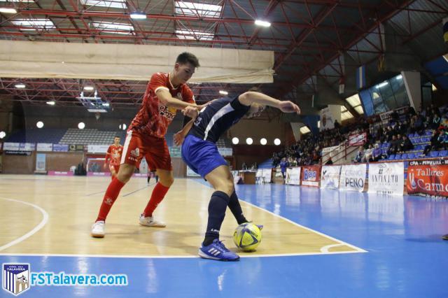 El Soliss FS Talavera quiere empezar a cambiar su dinámica en Ceuta
