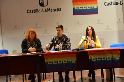 """CCOO CLM: """"Queremos un empleo libre de LGTBifobia"""""""