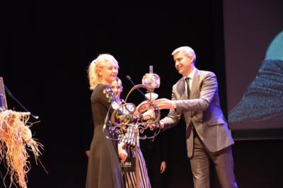 Broche de oro del Festival XI edición del Festival del cine y la palabra en Toledo