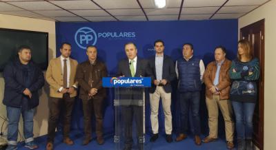 El PP lamenta la falta de apoyo del PSOE al sector primario talaverano