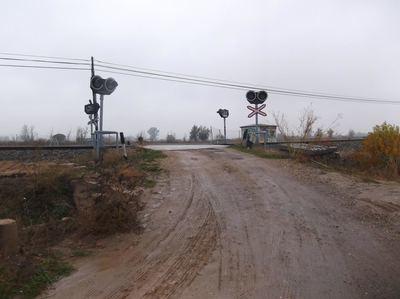El paso a nivel del 'Camino Espinosillo' estará cortado por obras