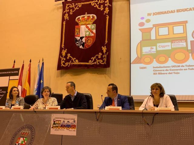 Las IV Jornadas Educativas de Emprendimiento y Creatividad 'apuestan por Talavera'