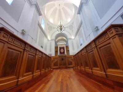 El 3 de diciembre, primer día de puertas abiertas de las Cortes CLM