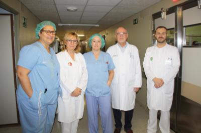 El Hospital Virgen de la Luz de Cuenca incorpora la cirugía pediátrica