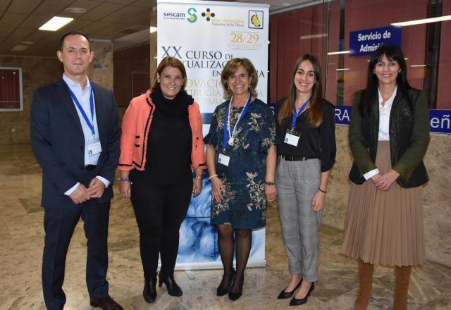 Expertos abordan en Talavera las innovaciones tecnológicas para tratar la patología tiroidea y paratiroidea