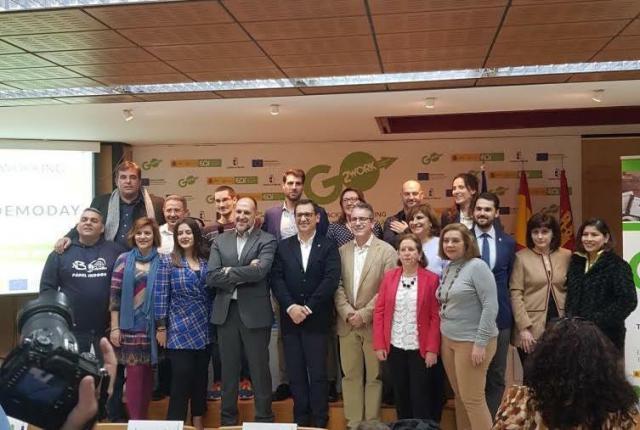 """Jornada 'Demoday' en Talavera para """"emprender, crear empleo y futuro"""""""