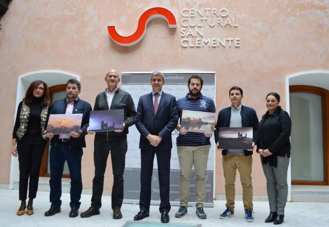 Entrega de los premios del concurso de fotografías de castillos de la provincia
