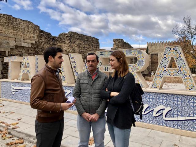 """El PP denuncia que la Junta se """"olvida"""" de Talavera en una campaña de promoción turística"""