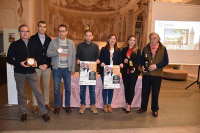 La 'Vuelta al Casco Antiguo' estrena la declaración de Conjunto Histórico