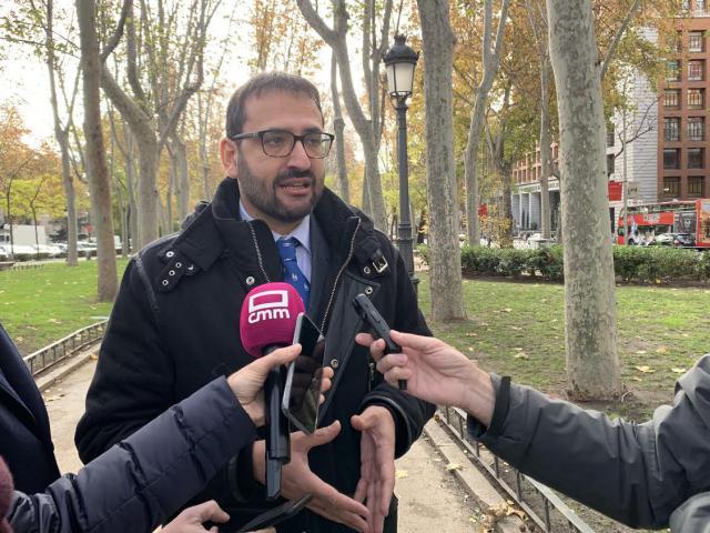 Gutiérrez: 'La Constitución se tiene que cumplir o hacer cumplir desde el artículo 1 al 169'