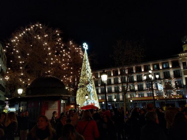 Toledo triunfa en el Puente de la Constitución