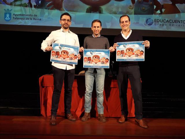 'Pinceladas', un proyecto para luchar en Talavera contra el acoso escolar