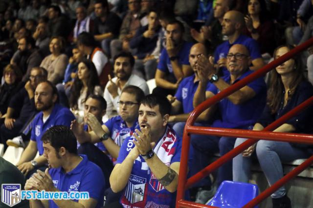 El Soliss FS Talavera abre sus taquillas este lunes para el encuentro de Copa