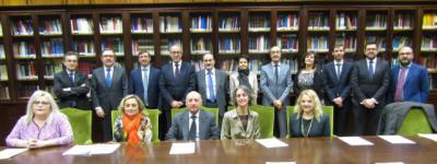 Constituida la nueva Sala de Gobierno del Tribunal Superior de Justicia de Castilla-La Mancha