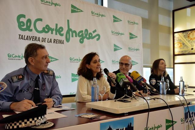 'Educa con el ejemplo', la campaña para evitar atropellos en Talavera