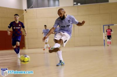 El Soliss FS Talavera revive una 'Noche de Copa' este martes en el Primero de Mayo