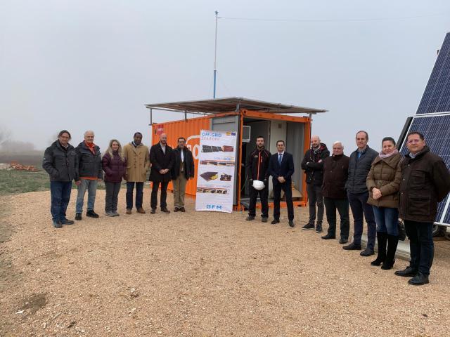 El Gobierno regional destaca la potencia instalada de energía fotovoltaica en la provincia de Toledo