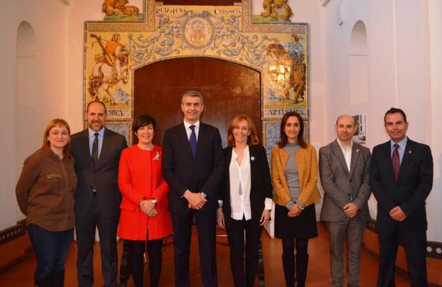 La Diputación de Toledo felicita a Talavera y Puente del Arzobispo